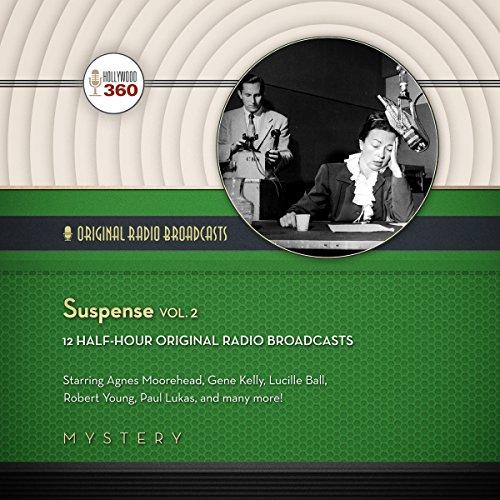 Suspense, Vol. 2  Audiolibri