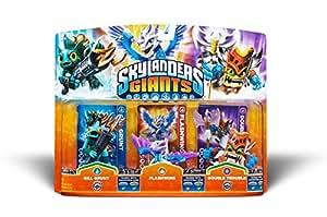 Skylanders Giants - Triple Character Pack - Flashwing, Gill Grunt, Double Trouble (Wii/PS3/Xbox 360/3DS/Wii U)