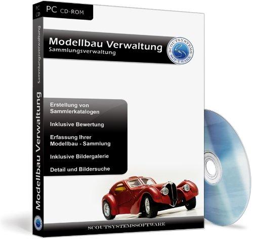 Modellbau Verwaltung Software - Modelle verwalten, Autos, Schiffe, Flugzeuge (Einfach Modell Schiffe)
