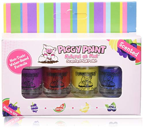 Piggy Paint 4Duft Mini Nagellack Set