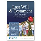 Last Will And Testament (DIY Will Kit) by LegalPath™ - 2018 Edition