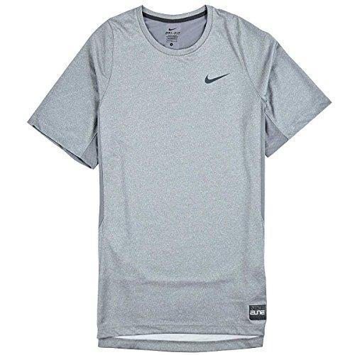 Nike Elite Shooter 2.0 T-Shirt à Manches Courtes pour Homme XXL Gris
