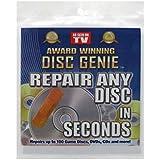 Cd DVD Games Scratch Repair Kit By Disc Genie 3 Packs