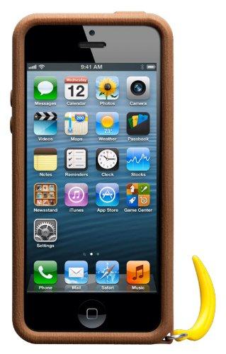 Case-Mate Tigris Creatures, Custodia per Apple iPhone 5 Orange Bubbles