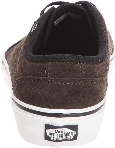 Vans U 106 Vulcanized, Baskets mode mixte adulte Marron-TR-H1-427