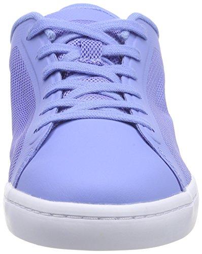 Lacoste Straightset 116 4 Spw, Scarpe da Ginnastica Donna Blu (Blau (BLUE 125))
