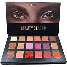 Oyalaiy 18 couleurs Ombre ¨¤ paupi¨¨res Palette Matte Glitter Pigment Texture Eye Shadow Beauty Maquillage