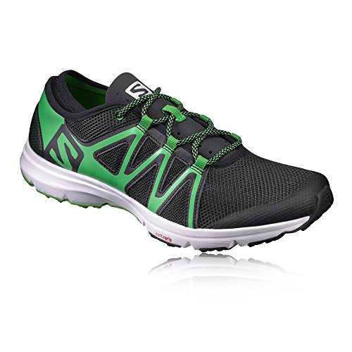 Salomon Crossamphibian Swift - Chaussures de Running - Homme Black