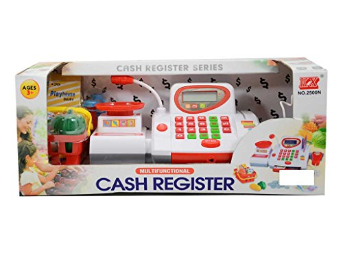 registratore di cassa con bilancia - mazzeo giocattoli