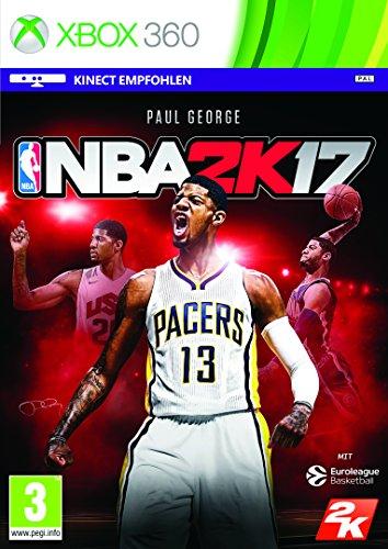 NBA 2K17 [AT Pegi] - [Xbox 360]