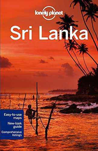 Sri Lanka 13 (inglés) (Country Regional Guides)