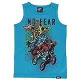 No Fear Kinder Jungen Grafik Tank Top Achselshirt Aermellos Shirt Baumwolle