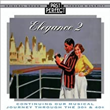 Elegance 2 - A Musical Mix From the 1930s & 40s by Hutch
