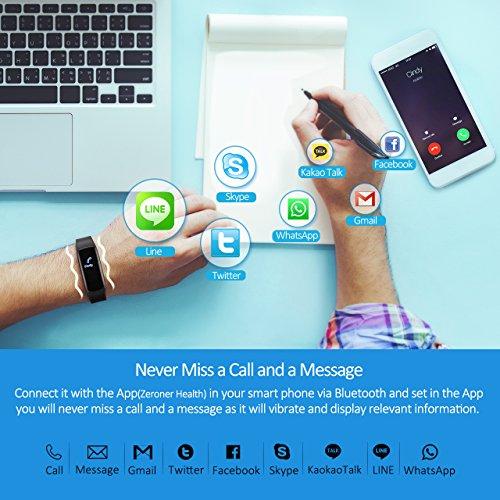 Zoom IMG-2 mpow smartwatch con schermo per