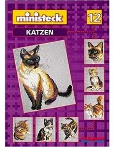 Desconocido ministeck 31016  - Gatos Plantilla para el Libro
