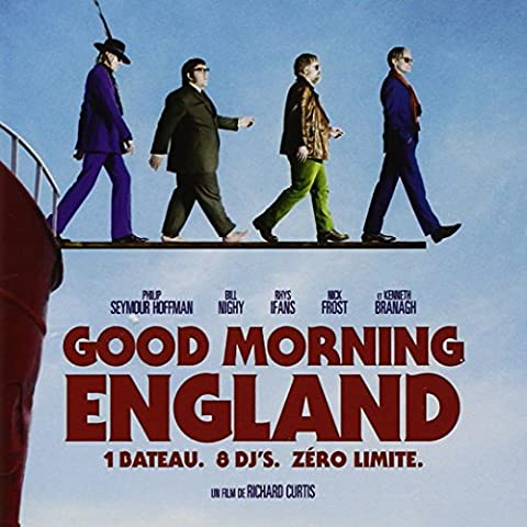 Good Morning England (2 CD - B.O.F.)