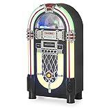 Ricatech RR1000 Jukebox AUX CD FM-AM LED