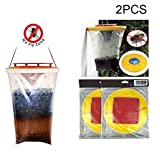 Hot Fly Bag Trap Catcher Kills 20,000 Flies Killer Insects Pest Control Effective 1 2 3 4 5 10 : 2