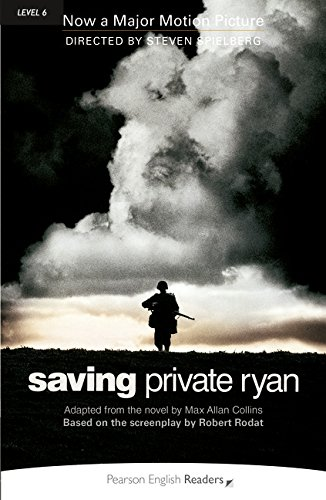 Penguin Readers 6: Saving Private Ryan Book & MP3 Pack (Pearson English Graded Readers) - 9781408274415