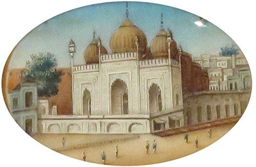 Das Museum Outlet-soonari, Nördlichen Indien, 19. Jahrhundert-Moschee Poster Print Online (A3Poster)