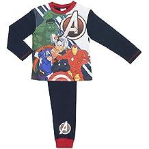 Cartoon Character Products Marvel Avengers Boys Pyjamas - Age 4-10 Years