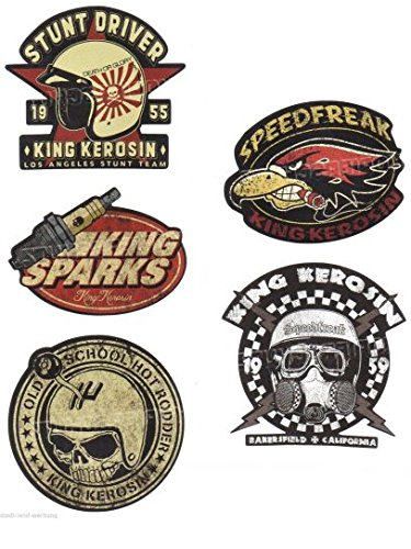 562 King Kerosin Set < Stunt Driver > pegatina / STICKER