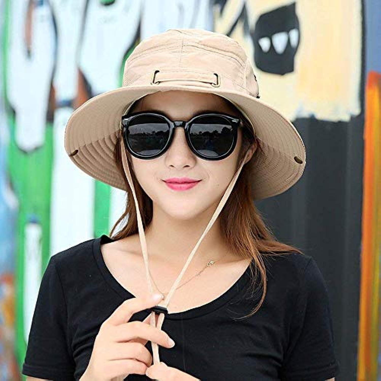WCP Cappello Femminile Estivo Prossoezione Solare all aperto Pieghevole  Pescatore da Cappello da Sole Cappello da Pescatore Visiera... Parent 2ca0ee 7d27b4d34ffb