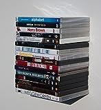 Blue-ray-DVD-Game-Regal,Lounge-Loft-Design,Wand-Halter-Konsole-Paneel unsichtbar schwebend