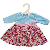 Heless - Ropa para muñecos bebé (22hel121224)
