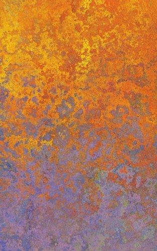 Fiery Rust - Dot Grid Notebook Rust Dot