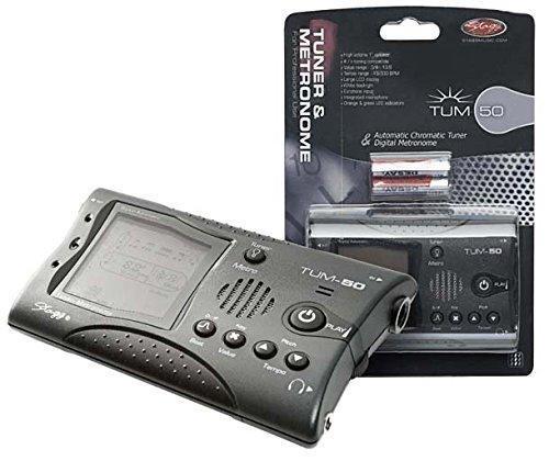 stagg-tum-50dgh-accordeurs-accordeur-metronome-gris-fonce