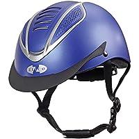 Zilco Oscar Vibe - Casco de Conducción (Talla M), Color Azul