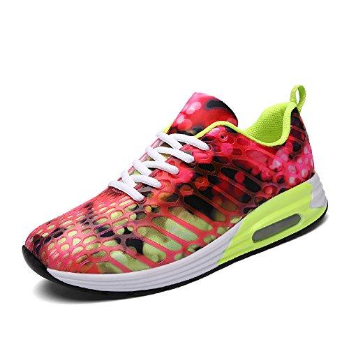 Hommes Casual Womens Mens Casual Chaussures Sneakers Léger Respirant Couples Chaussures Étudiant Chaussures de Course ( Color : 1-45 ) 4-36