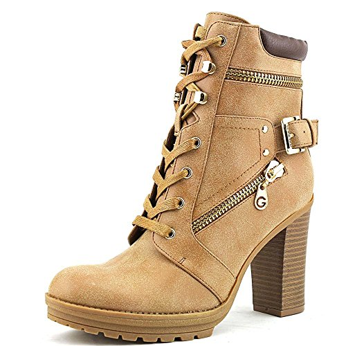 G By Guess Gogi Donna US 9.5 Beige Stivaletto