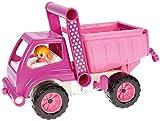 Lena 04101 - Prinzessin von Hohenzollern Kipper ca. 27 cm rosa / pink mit Mädchen - Spielfigur