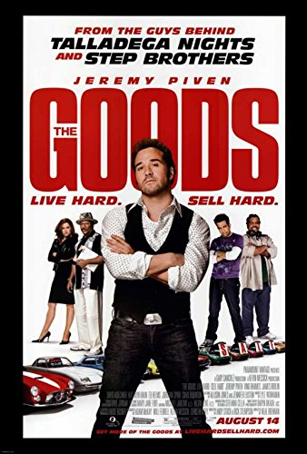 The Goods: Live Hard Sell Hard Movie Poster (68,58 x 101,60 cm)