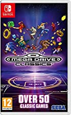 SEGA Mega Drive Classics (Nintendo Switch) (Nintendo Switch)