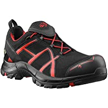 Haix Safety 40 low black/red