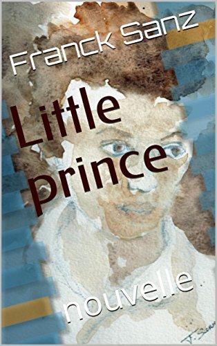 Couverture du livre Little prince: nouvelle