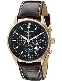 Jorg Gray Herren-Armbanduhr Chronograph Quarz JG6500-51