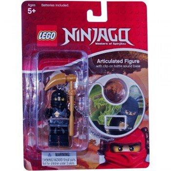 Basic Fun Lego BF11643 - Ninjago Schlüsselanhänger - Cole (Fun-schlüsselanhänger Basic)