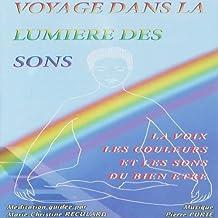 Voyage dans la lumiere des sons CD
