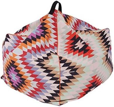 XIAOMEIXI Beanbag Sofa Beanbags Comodo Tessuto Funky Recliner per per per Interni o all'aperto Coloreeato | Meraviglioso  | marche  572584