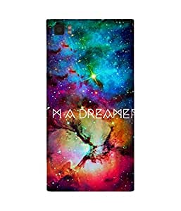 Im A Dreamer Printed Back Cover Case For Xiaomi Mi 3