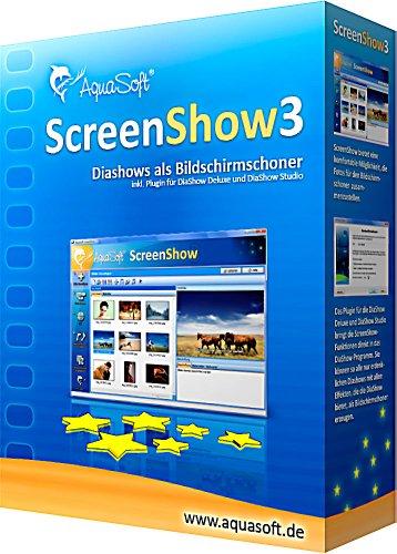 Produktbild Aquasoft DiaShow Studio 6 ++ inkl. WebShow 3 und ScreenShow 3
