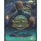 Victory Point Games - 09002 - Nemo's War 2nd Edition Board Game - 20,000 Leagues Under the Seas - Jules Verne - Nautilus