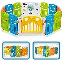 Baby Vivo Parque para niños de Plástico de Puertas - Colors XL