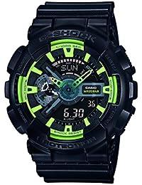 Casio G-Shock – Herren-Armbanduhr mit Analog/Digital-Display und Resin-Armband – GA-110LY-1AER