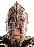 Magic Box Casco de Guerrero Espartano de tamaño Adulto