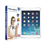 #2: CELLBELL Tempered Glass Screen Protector For Apple iPad Pro (9.7) and Compatible with iPad AIR